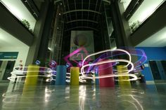 The long night of scientific research by LICHTFAKTOR , via Behance