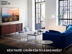 """ĐOÁN KÍCH THƯỚC ĐÚNG, TRÚNG VOUCHER """"KHỦNG"""" Lựa chọn TV có kích thước phù hợp với khoảng cách không chỉ giúp bạn thưởng thức trọn vẹn, mà còn đảm bảo an toàn cho đôi mắt của bạn. Theo công thức sau: Khoảng cách tối thiểu = kích thước màn hình (số inch) x 2,54 x 2 (Với 1 inch = 2,54 cm), đố bạn: Nếu khoảng cách là 2,5m thì QLED TV trong ảnh sẽ có kích thước là bao nhiêu? Tham gia ngay để có cơ hội nhận được 01 trong 50 voucher Big C trị giá 500,000 VNĐ: -Bước 1: Bình luận đáp án đúng kèm 03…"""