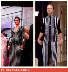 Halle Berry went to the Oscars as the Doppler Effect