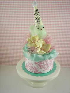 Adorable Vintage Style Easter Box by SparkleLovesWhimsey on Etsy, $20.00