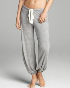 Eberjey Heather Lounge Pants | Bloomingdale's