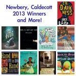 2013 Newbery Medal, Caldecott Winners and More!