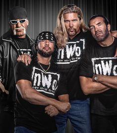 Nwo Wrestling, World Championship Wrestling, Wrestling Superstars, Wwe Hulk Hogan, Scott Hall, Kevin Nash, Wwe Wrestlers, Professional Wrestling, Wrestling