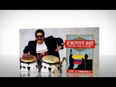 """Johnny Ray """"Los Tres Sabores"""" 1992 CD MIX"""
