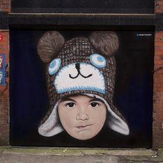 By @akse_p19 in Manchester - http://globalstreetart.com/akse  #globalstreetart