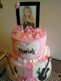 Taylor Swift Birthday Party Ideas by Rose. For my birthday, I decided I wanted to have a Taylor Swift birthday party, for my but I think my ideas could work for any age really. Taylor Swift Cake, Taylor Swift Party, Taylor Swift Birthday, Taylor Alison Swift, Slumber Parties, Birthday Parties, Birthday Cakes, Birthday Ideas, Fancy Cupcakes