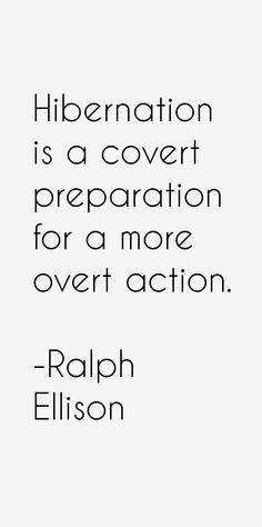 Ralph Ellison Quotes                                                       …