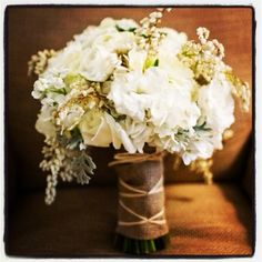 My wedding bouquet!!