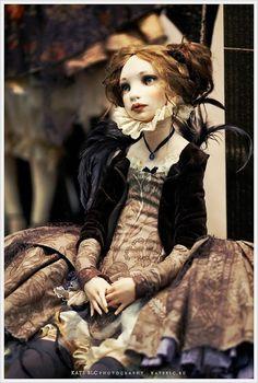Несмотря на ник Kykolnik, думаю, вы не можете пожаловаться, что я с пристрастием пытаю вас куклами. Но сегодня хочу показать, ах каких, девочек Алисы Филипповой. Меня…