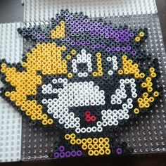 Top Cat perler beads by kitiket100