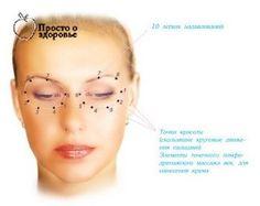 Эффективное разглаживание морщинок вокруг глаз | Женский журнал