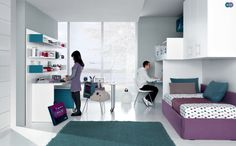 Image result for modern teen bedrooms