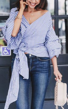 25 Stylish Ruffle Top Outfits to Rock This Summer