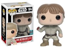 Star Wars Luke w/ Missing Hand (Exc) POP!