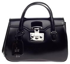 d52eb2c78d62 Gucci Lady Lock Leather Small Satchel. Save 59% on the Gucci Lady Lock  Leather. Tradesy