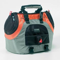 Pet Ego Universal Sport Bag Plus Waste Bag Dispenser Pet Carrier. If you lead a sporty lifestyle, this is the dog carrier for you. #PetcoPlaylist @petco   @eatthesheep88