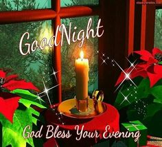 Image result for christmas good night