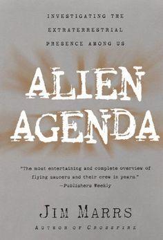 Alien Agenda by Jim Marrs   Angus & Robertson Bookworld   Books - 9780060955366