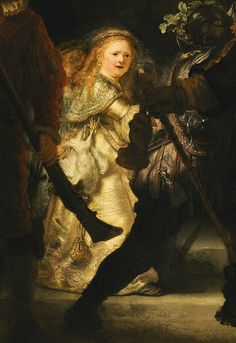 (detail) Rembrandt 'Night Watch'' 1642 Oil on canvas