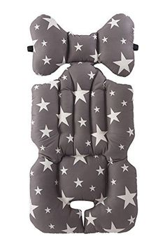 Used in various ways! In the Strollers and Car seats Anti-shake! NatureLian Butterfly Pillow NatureLian Butterfly Pillow Protects baby & toddler's head releasing shaking when resting the head on the pillow in the stroller or car seat generating vibration and shaking when you go... see more details at https://bestselleroutlets.com/baby/strollers-accessories/product-review-for-baby-breathable-3-dimensional-air-mesh-organic-cotton-seat-pad-liner-for-stroller-car-seat-st