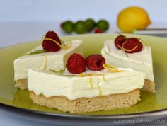 ... lime rind 2½ cups whipping cream whipped grated lemon amp lime rind