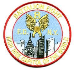 FDNY Battalion 8