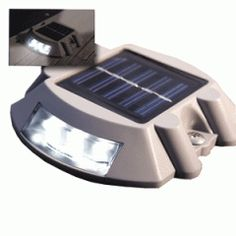 Dock Edge Solar Dock & Deck Light Regular price$ 35.99 Add to Cart Dock Edge Solar Dock & Deck Light   The wireless solar DockLite is easy to install. It's durable, weatherproof low profile construction makes it an attractive and functional addition to Docks, Walkways, Decks and Landings. Ideal for illuminating trouble spots on pathways or transition areas such as from dock to shore. With extended duty solar charged batteries the DockLite will last until sunrise. Automatic on-at-dusk…