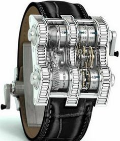 cebestan winch tourbillion vertica photo