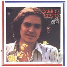 Camilo Sesto Lp Algo De Mi 1977