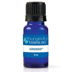 NEW! The Surrender™ Essential Oil Blend may help to produce a relaxing and soothing effect, beneficial for those experiencing emotionally stressful situations. Comforting pine and rosewood aromas help enhance a calm, peaceful environment. Surrender is a companion oil to the Wild Flower™ Essential Oil Blend. $35