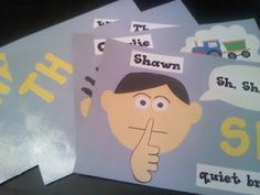 """the """"H Brothers"""" """"th"""" """"sh"""" """"wh"""" and """"ch"""" Such wonderful cards. I'm going to make my own."""