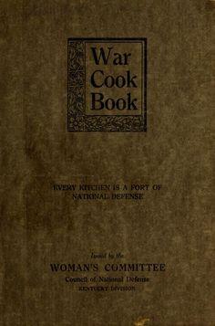Retro Recipes, Old Recipes, Vintage Recipes, Cookbook Recipes, Cooking Recipes, War Recipe, Depression Era Recipes, Cooking Measurements, Online Cookbook
