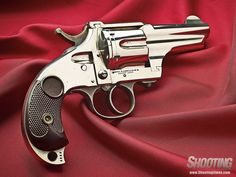 This Merwin & Hulbert double-action revolver is more than 125 years, old, but our shooting editor thinks it's the finest one ever built.