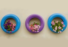 Maneiras criativas de usar pneu na decoração da casa