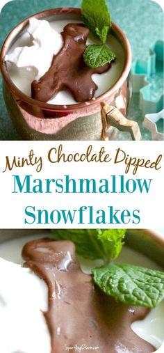 Minty Chocolate Dipp