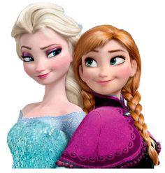 Frozen sisters2 by Zenapatch