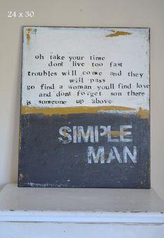 Simple Man.- Shinedown