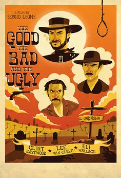 The Good, The Bad And The Ugly - Christian Garland