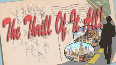 Preview of 'The Thrill of it All' at the Thomaston Opera House - Arts & Entertainment | Naugatuck, Connecticut Patch