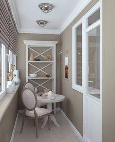 Balkon 30 Stunning Balcony Design Ideas And Remodel – Balkon ideen Interior Balcony, Apartment Balcony Decorating, Apartment Design, Home Interior Design, Apartment Ideas, Small Apartments, Small Spaces, Balkon Design, Trendy Home