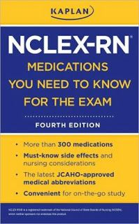 Hurst NCLEX Review vs Kaplan NCLEX Review. Thoughts on both at mynursinglife.blogspot.com