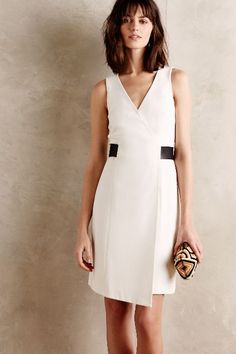 Sila Wrap Dress - anthropologie.com