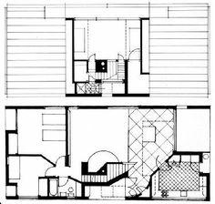 Galeria - Casa Vanna Venturi / Robert Venturi / IA B - 91