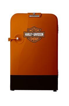 Mini Icebox • Designed by Cia Vintage • Harley Davidson
