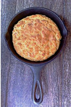 Small Batch Cornbread recipe to help you manage portion size and avoid over-eating! Cornbread is a delicious addition to winter-time meals, but most recipes make a HUGE amount of cornbread! The t…
