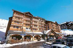 Odalys L'Ours Blanc in Valmeinier is een appartementencomplex in chaletstijl en heeft 62 appartementen. Het complex is centraal gelegen, zowel de skipiste als het centrum is nabij.  In de appartementen is tegen betaling wifi beschikbaar. Verder zijn de appartementen voorzien van o.a. afwasmachine, magnetron/oven en balkon of terras.    #Valmeinier is een authentiek en familievriendelijke wintersportplaats. Evaren en beginnende skiërs als snowboarders komen er aan hun trekken.