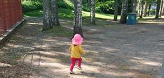 Isivuosi: Isivuoden tutkimusmatka leikkipuistoihin. Leikkipuisto Nurkka