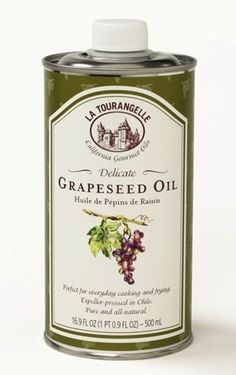 Product Spotlight:  Grapeseed Oil