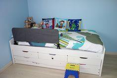 Housse de barrière de lit avec coupon Mandyne