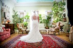 Back of my wedding dress. #nycwedding #nycwinterwedding #wedding #weddingdress